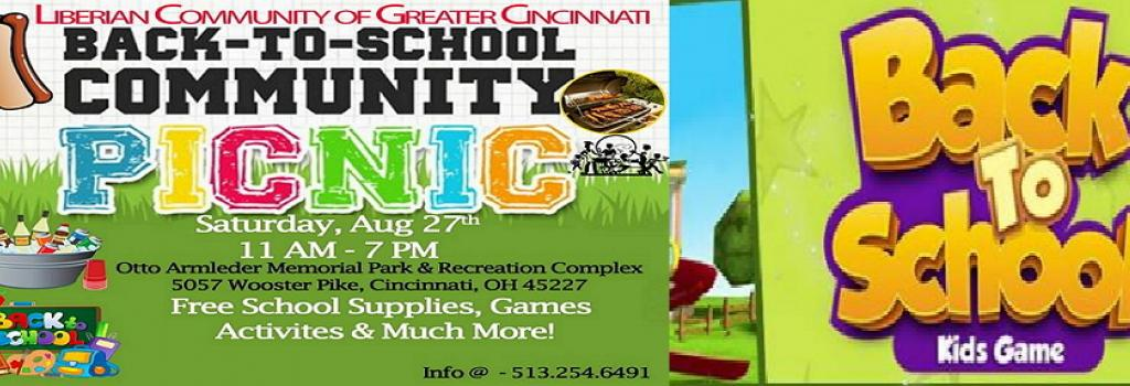 LCGC Back-to-School Community Picnic